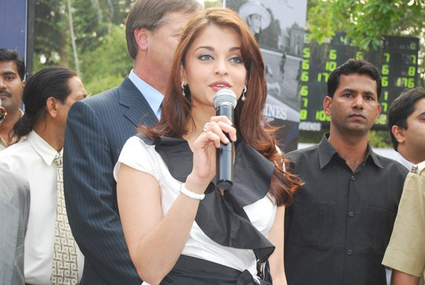 Aishwarya Rai launches Longines new sport watch collection
