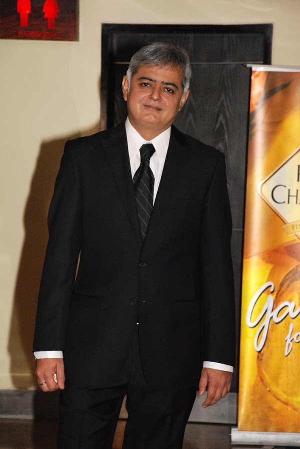 Hansal Mehta at the premiere of Dus Kahaniyaan