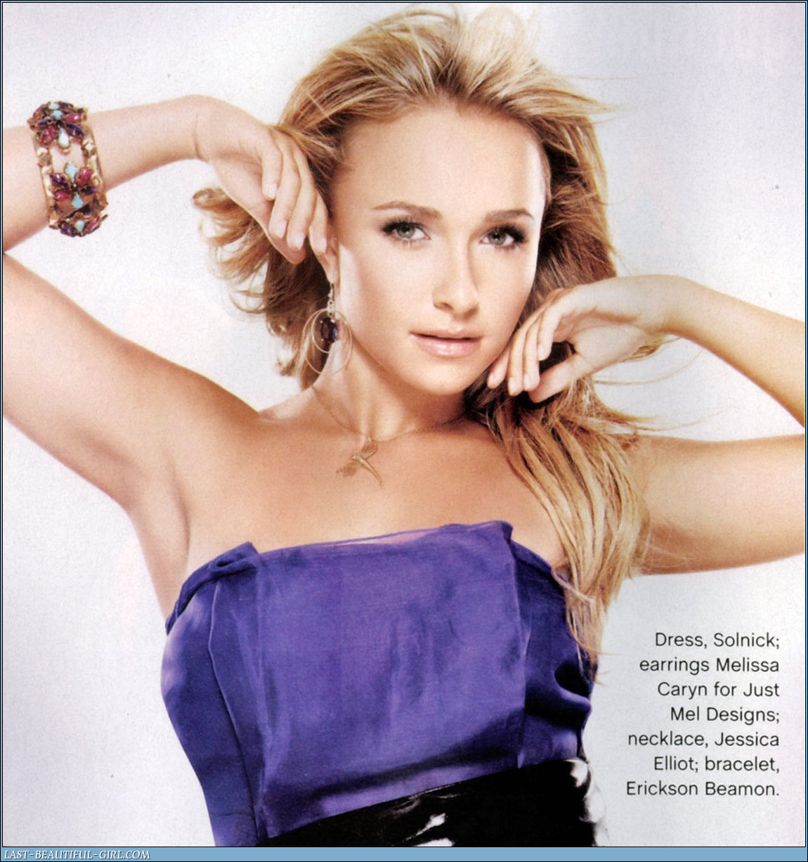 Hayden Panettiere In TEEN Magazine-7