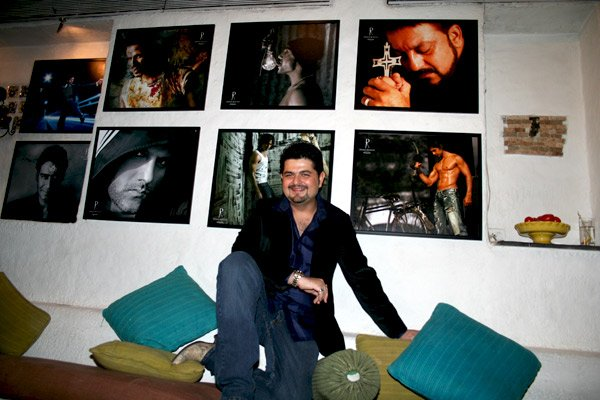 Dabboo Ratnani at the Launch of Dabboo Ratnani's Calender 2008