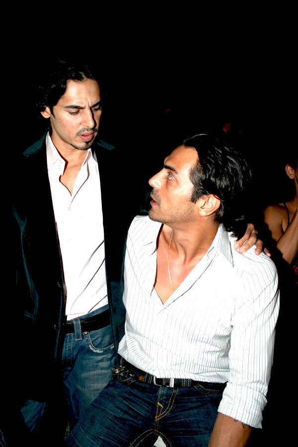 Dino Morea, Arjun Rampal at the Launch of Dabboo Ratnani's Calender 2008