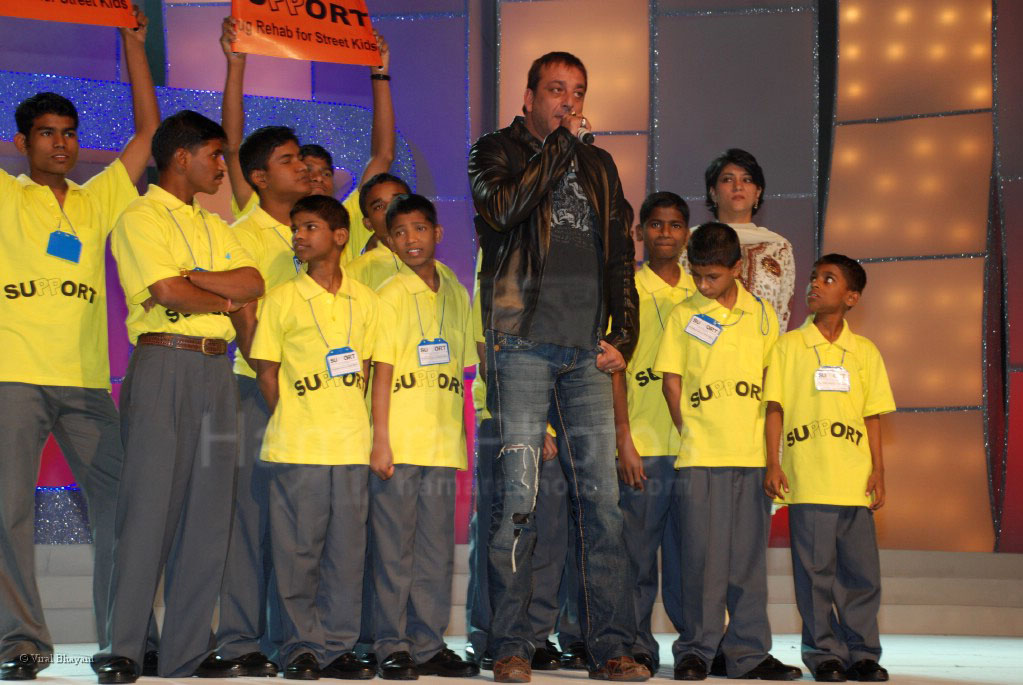 Sanjay Dutt at Mission Instanbul stars at Lycra Image Fashion Forum in Hotel Intercontinnental on Jan 30th 2008