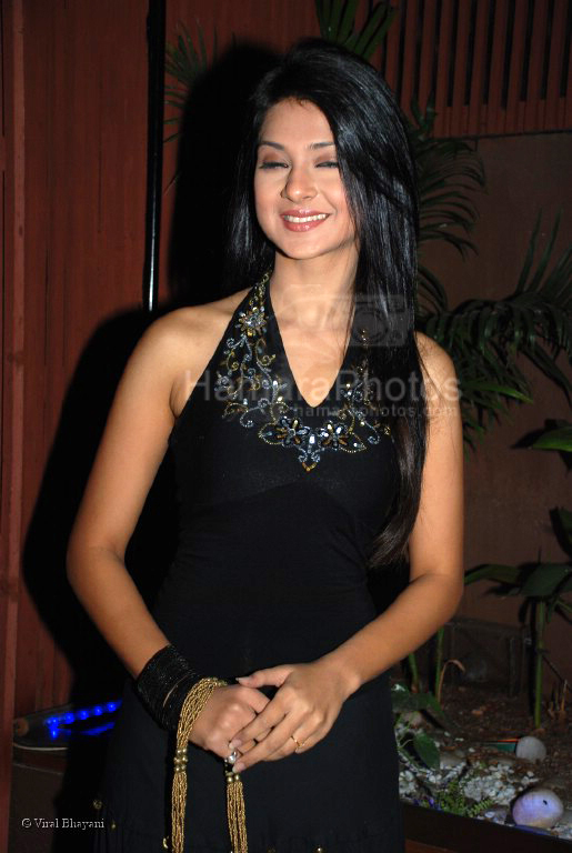 Jennifer Winget at Balaji Awards in Aurus on 2nd Feb