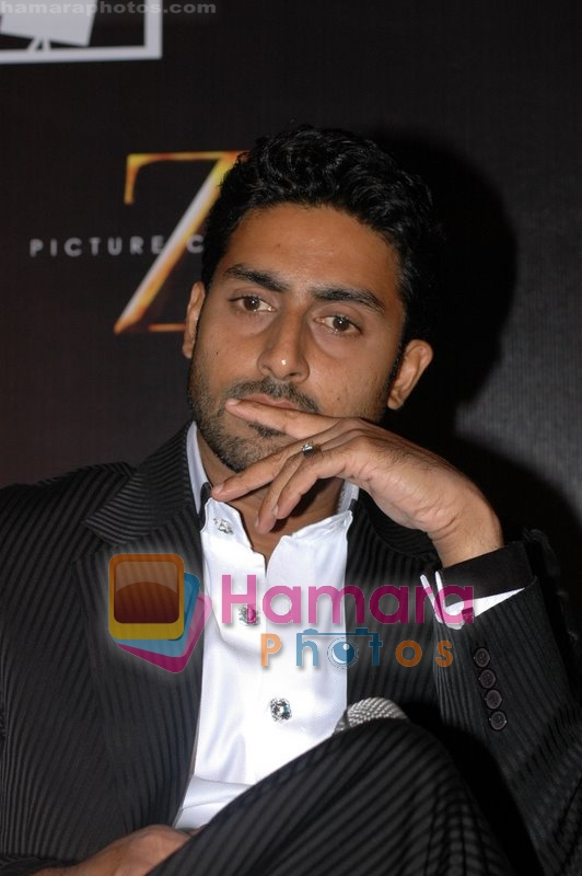 Abhishek Bachchan at Sarkar Raaj background score launch in The Club on May 29th 2008