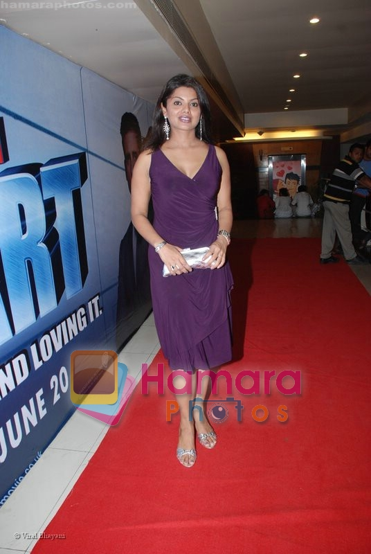 at the Premiere of Memsahab - Lost In A Mirage in Fun Republic on 19th June 2008