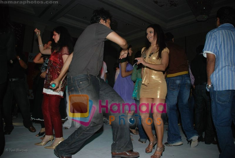 Rakhi Sawant at 9X Jalwa Bash at The Club on June 21st 2008