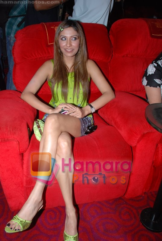 Pooja Misra at the launch of Sukhbir's music album Nachna in Cinemax on June 23rd 2008~0