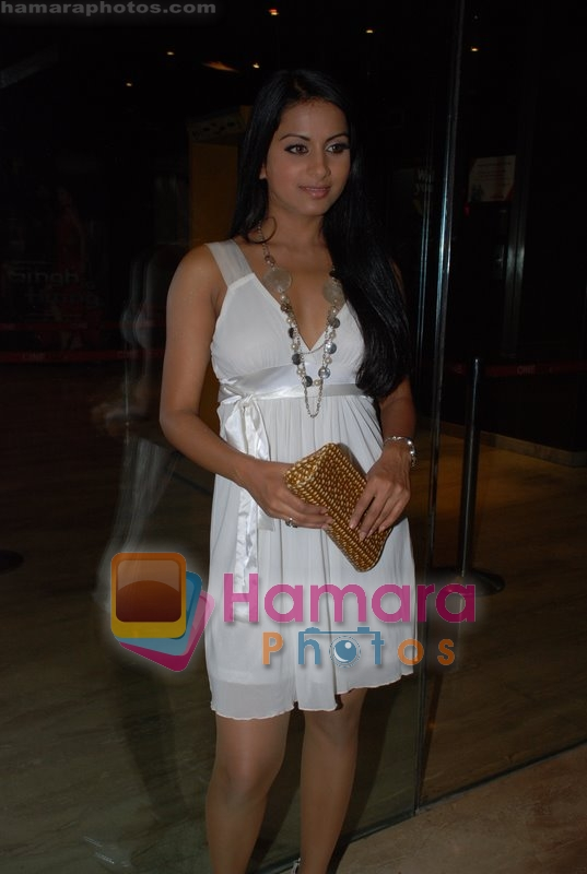 at the launch of Sukhbir's music album Nachna in Cinemax on June 23rd 2008