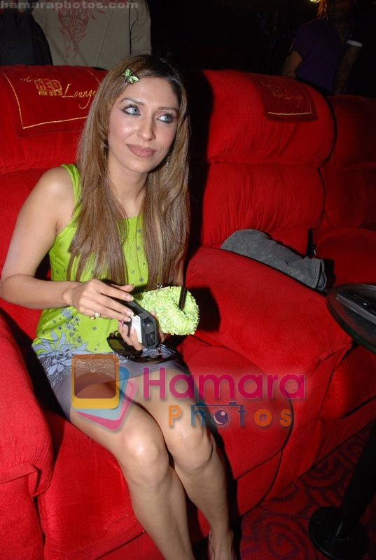 Pooja Misra at the launch of Sukhbir's music album Nachna in Cinemax on June 23rd 2008