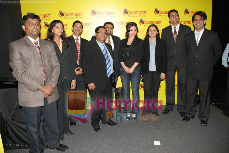Soha Ali Khan at 70 MM Endorsement event in Intercontinnental on June 25th 2008