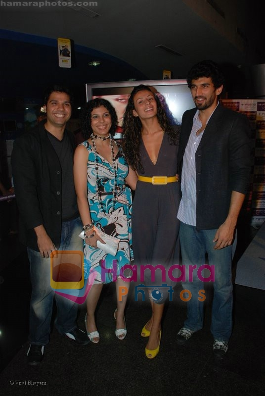 Lola Kutty, Pia Trivedi at Channel V get Gorgeous press meet in Fame, Andheri on June 24rd 2008