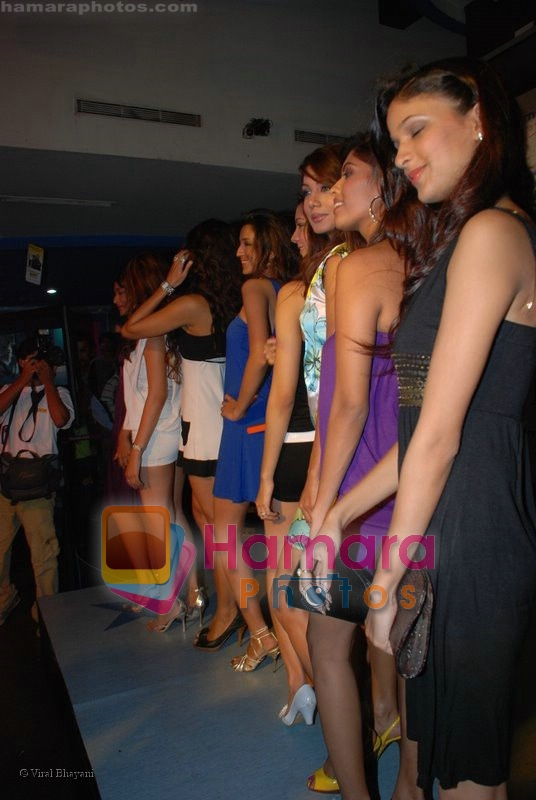 at Channel V get Gorgeous press meet in Fame, Andheri on June 24rd 2008