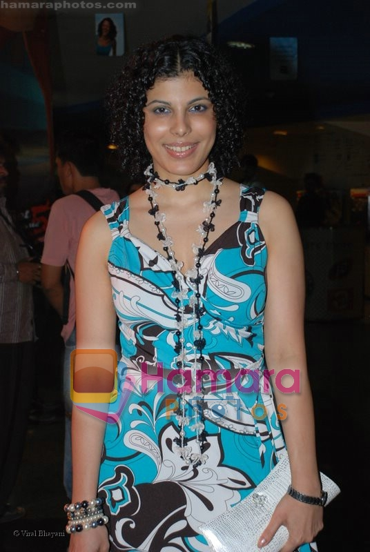 Lola Kutty - Anuradha Menon at Channel V get Gorgeous press meet in Fame, Andheri on June 24rd 2008