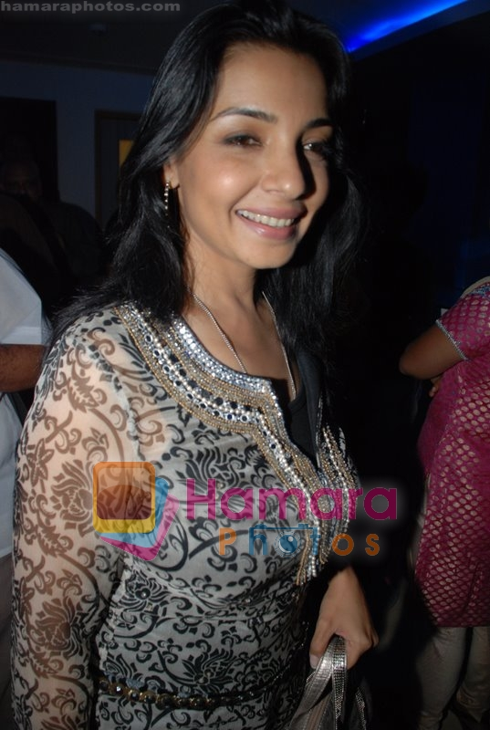 Harsh Chayya's wife at Nagesh Bhosle's wedding anniversary in Country Club on June 25th 2008