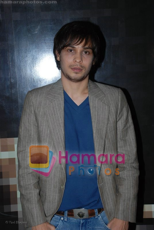Ayaan Ahmad at Ada music launch in PVR on June 25th 2008