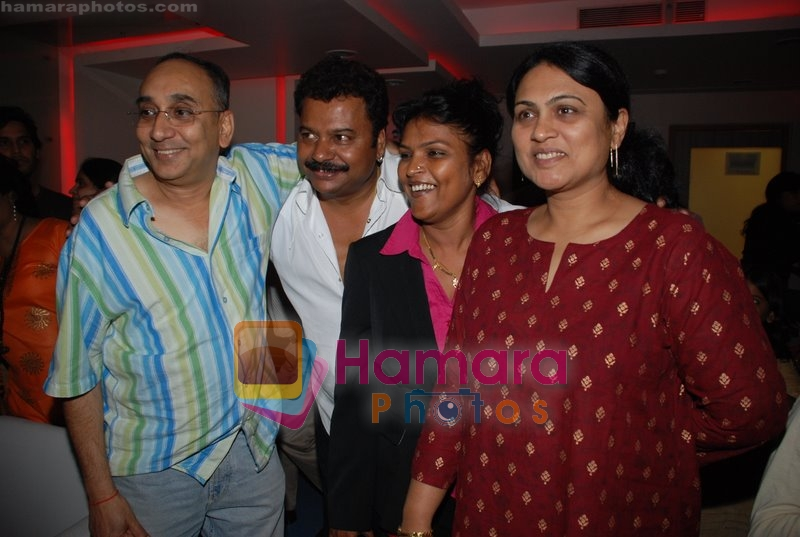 Nagesh Bhosle at Nagesh Bhosle's wedding anniversary in Country Club on June 25th 2008