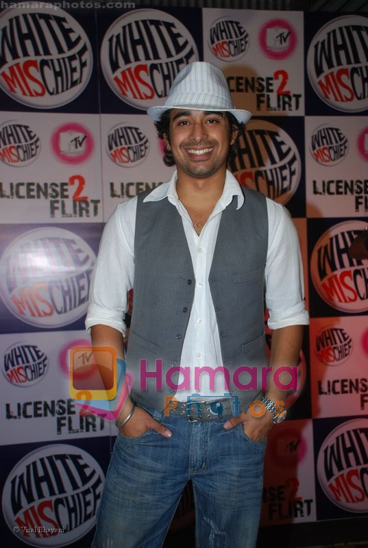 Rannvijay at MTV License to Flirt launch at Taj Hotel on June 25th 2008