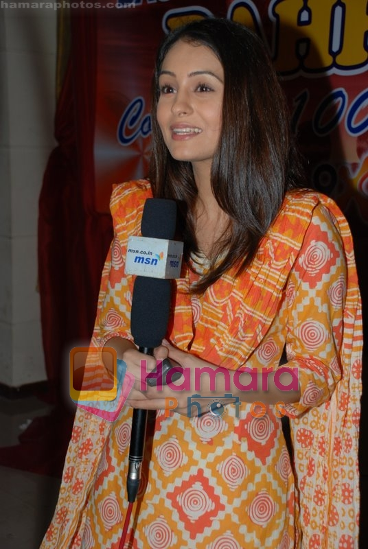 Anisha Kapoor at the completion party of 100 episodes of Dahej and Muskan's birthday bash in Filmalaya on June 26th 2008 - Copy