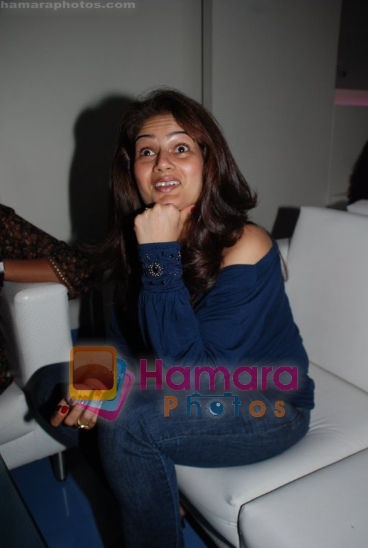 Reshma Tipnis at Nagesh Bhosle's wedding anniversary in Country Club on June 25th 2008