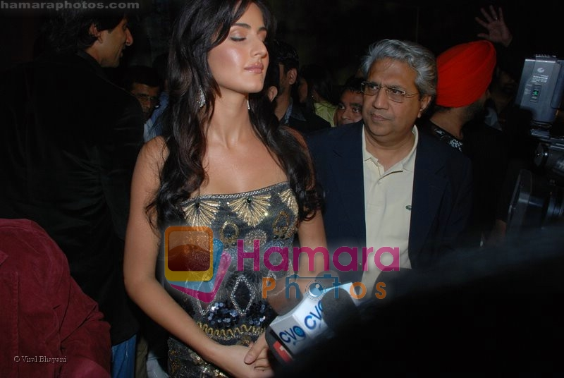 Katrina Kaif at the music launch of Singh is King in Enigma on June 26th 2008