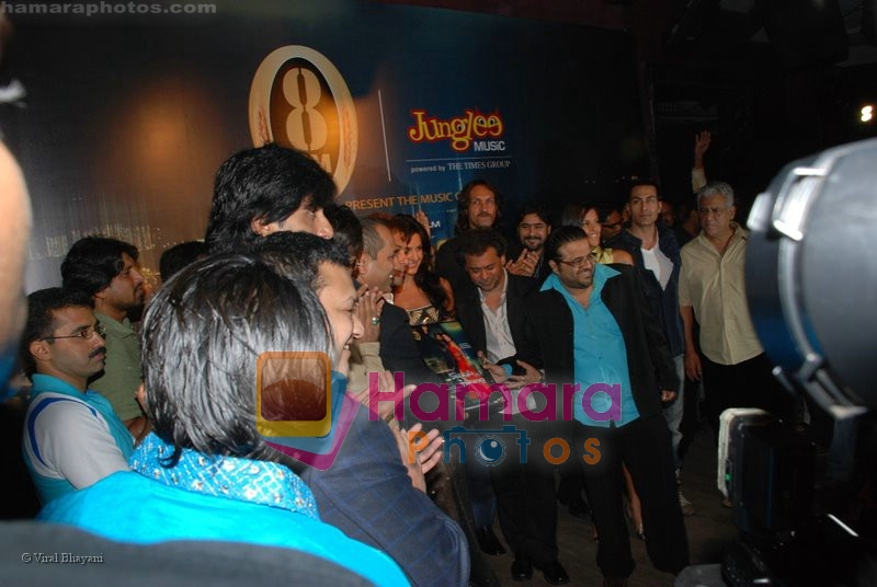 Salman Khan at the music launch of Singh is King in Enigma on June 26th 2008