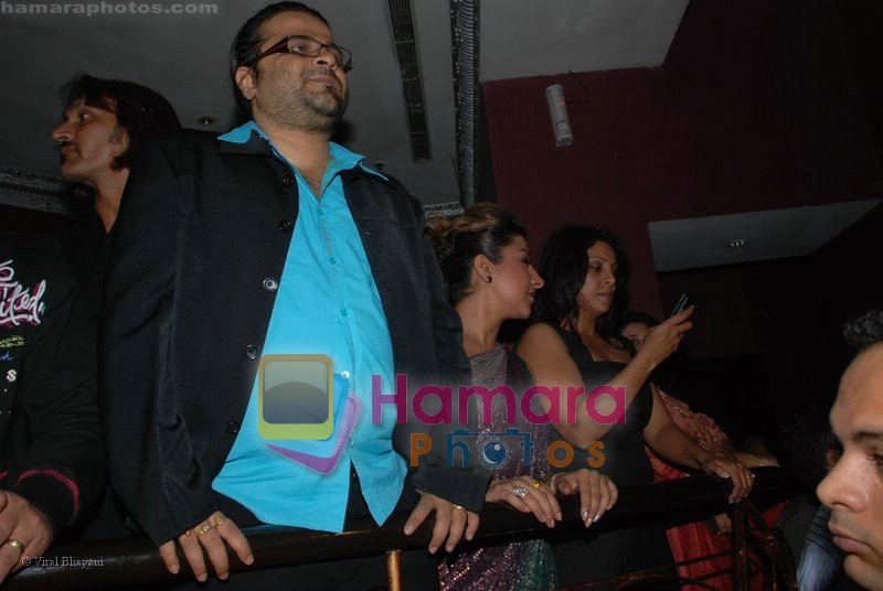Pritam Chakraborty at the music launch of Singh is King in Enigma on June 26th 2008