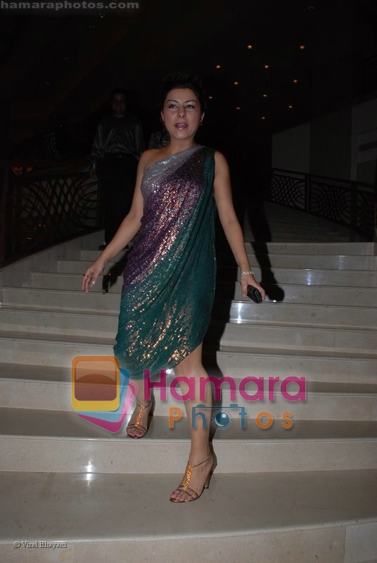 Hard Kaur at the music launch of Singh is King in Enigma on June 26th 2008