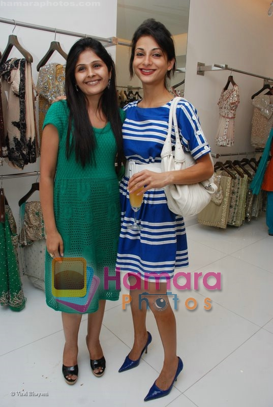Akanksha Nanda at the launch of D7 store in Mumbai on June 26th 2008