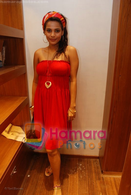 at the launch of D7 store in Mumbai on June 26th 2008