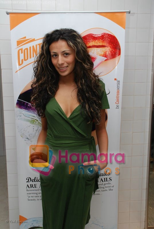 Pia Trivedi at the launch of D7 store in Mumbai on June 26th 2008