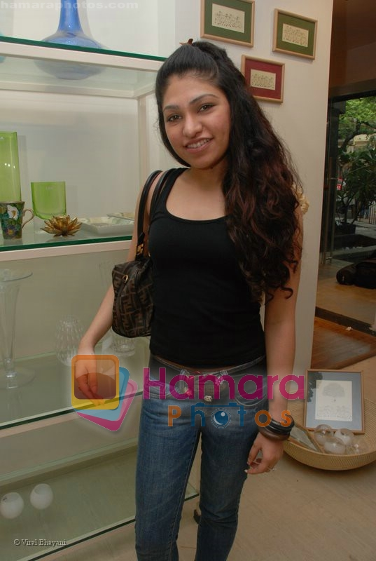 Tulsi Kumar at the launch of D7 store in Mumbai on June 26th 2008