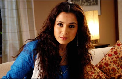 Simone Singh in a still from the movie Via Darjeeling