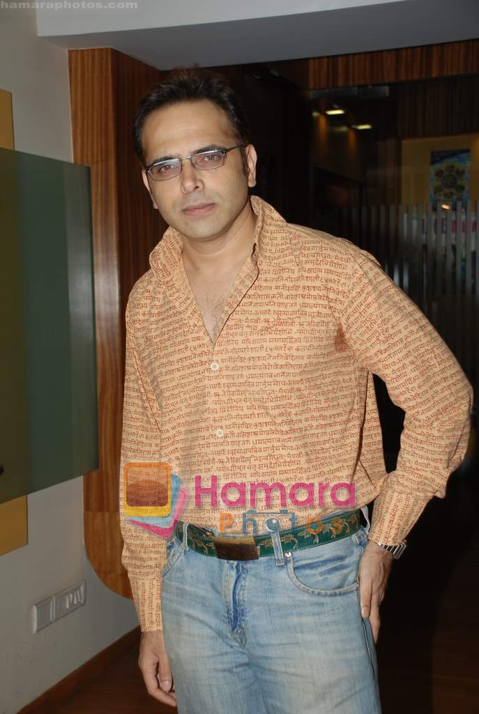 Harsh Chaaya at the press meet of Ganesha 2 in Andheri on August 13th 2008