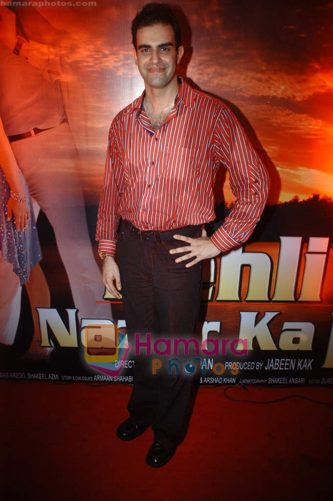 Divviij Kak at the music launch of film Pehli Nazar Ka Pyaar in Ramada Juhu on 10th October 2008