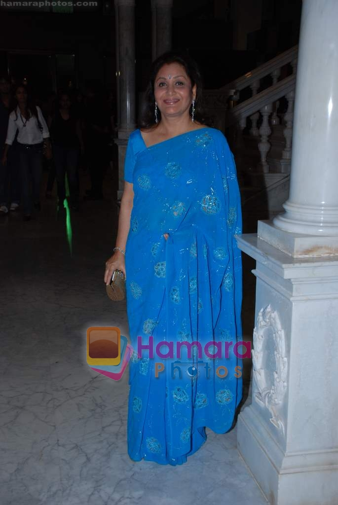 at the 4th day of Lakme Fashion Week on 24th October 2008