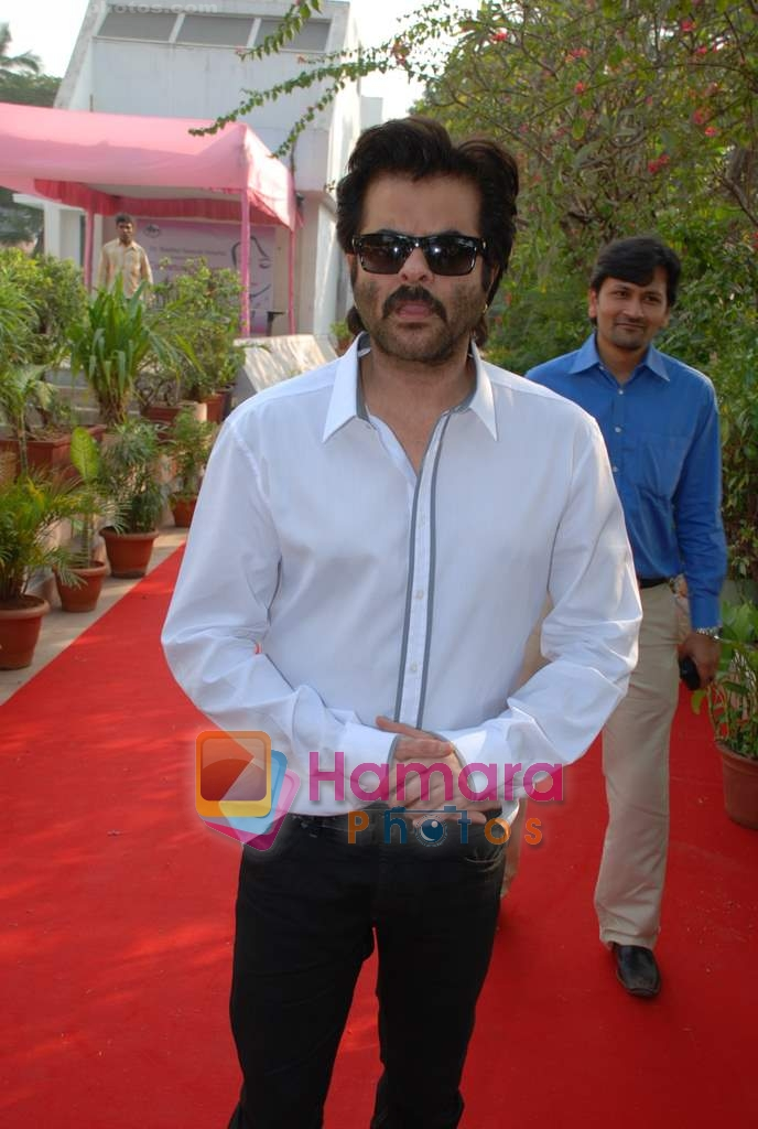 Anil Kapoor at the inauguration of Cosmetology Centre in Nanavati Hospital on 11th December 2008