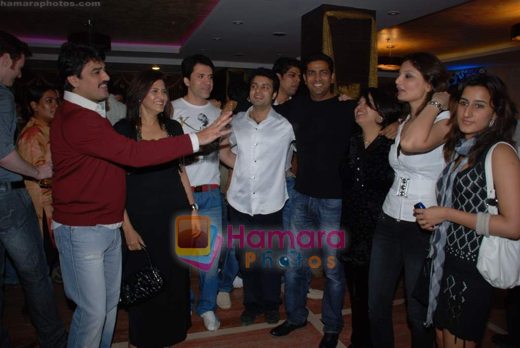 Deepshikha at the launch of C2V Pub in Kandivali on 26th Dec 2008