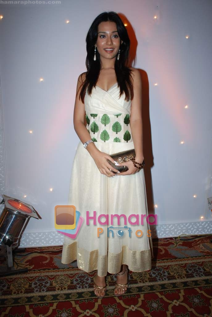 Amrita Rao at the V Shantaram Award Ceremony in JW Marriott on 26th Dec 2008