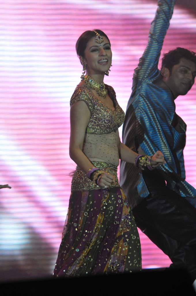 Aarti Chhabria at Chandni Chowk to Hongkong Event in Hong Kong Convention & Exhibition Center on 25th December 2008