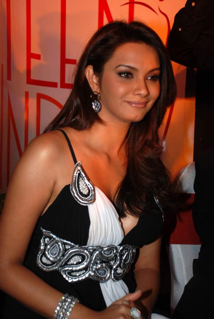 Diana Hayden at Miss Teen press meet in JW Marriott on 27th December 2008