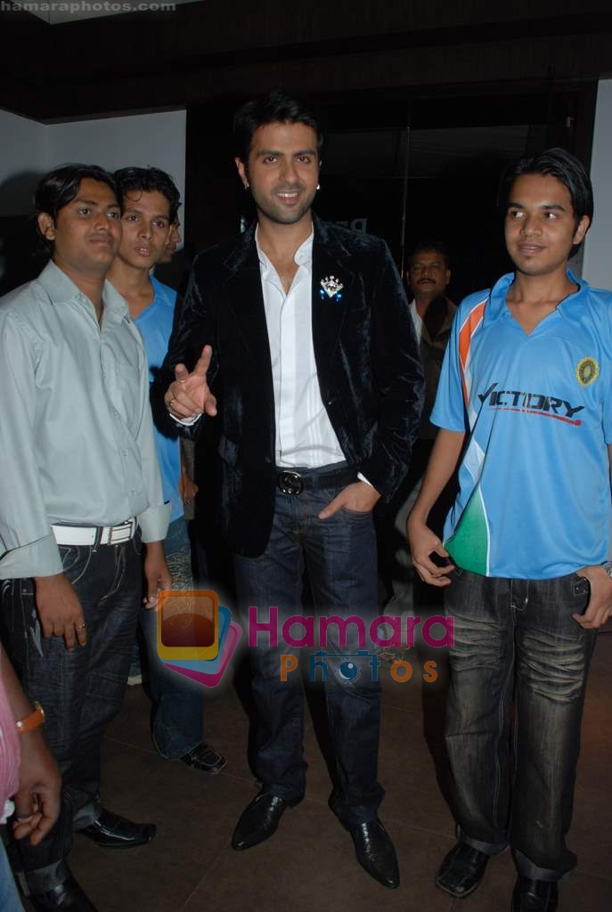 Harman Baweja at Victory film music launch in Vie Lounge on 28th December 2008