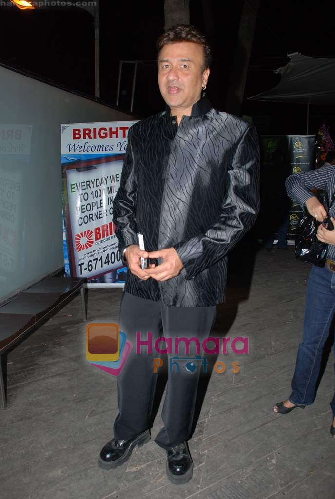 Anu Malik at Victory film music launch in Vie Lounge on 28th December 2008