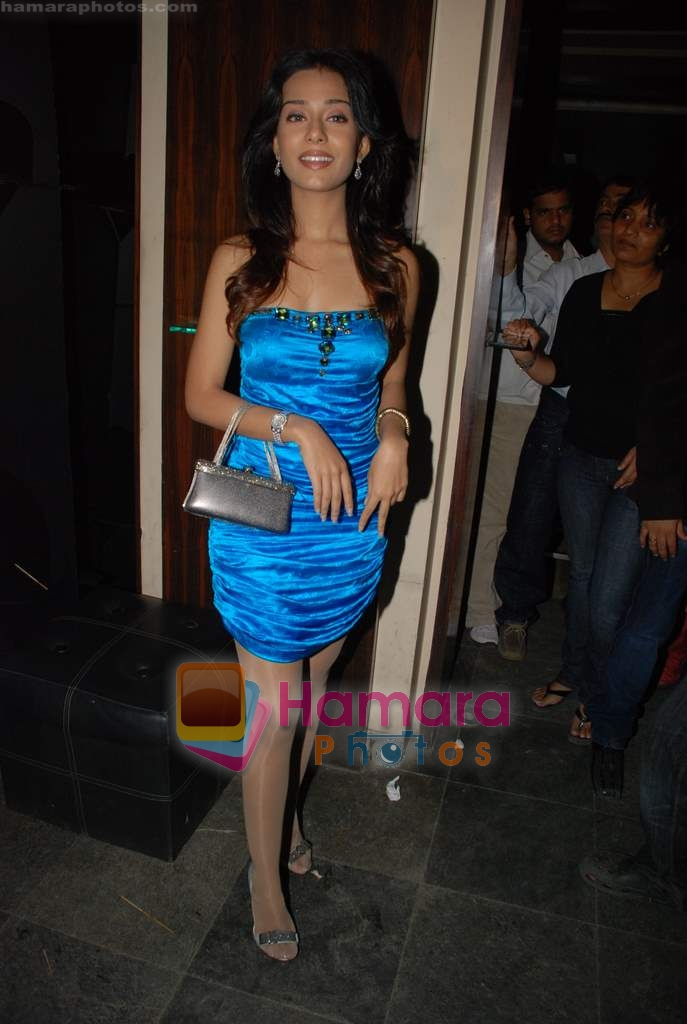 Amrita Rao at Victory film music launch in Vie Lounge on 28th December 2008
