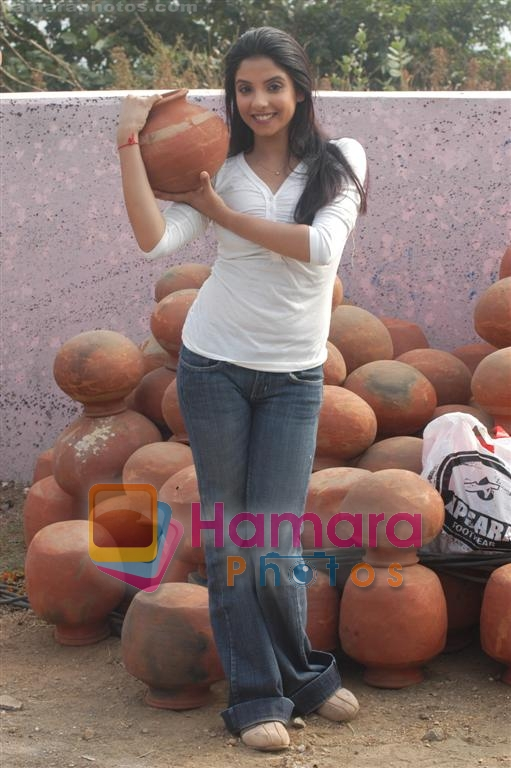 on Location of Film Bhavna Samjha Karo on 30th December 2008