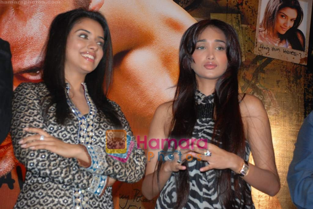 Asin Thottumkal, Jiah Khan at Ghajini success bash in Taj land's End on 30th December 2008
