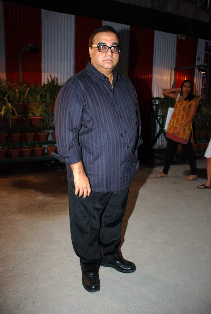 Rajkumar Santoshi at the Audio release of Aasma - The Sky Is The Limit in Planet M on 30th December 2008