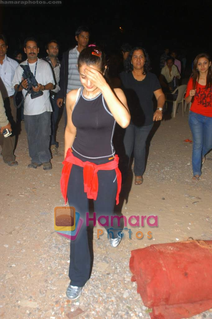 Amisha Patel at Country Club gig in Andheri on 30th December 2008
