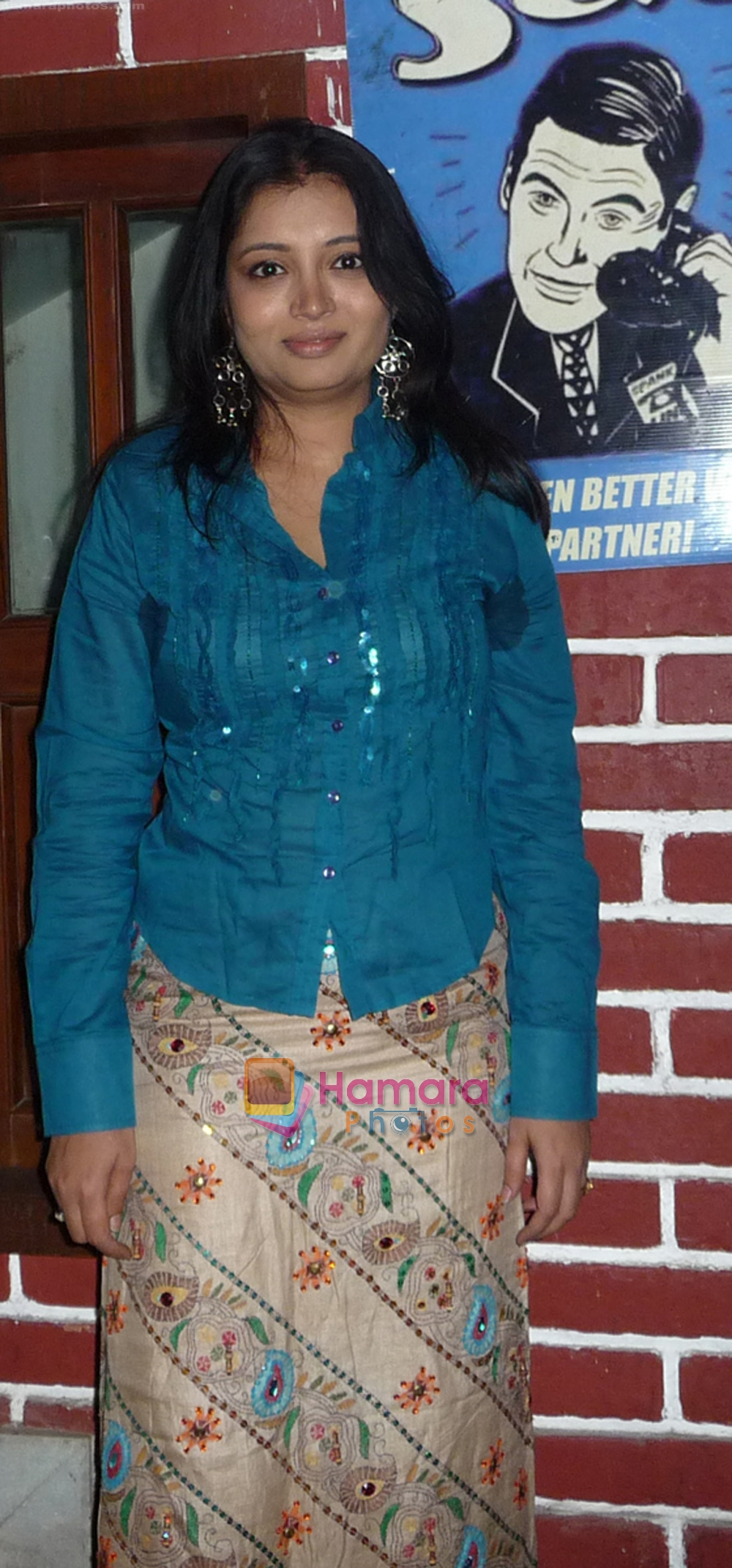 samta sagar at Choti Bahu success party on 18th Jan 2009