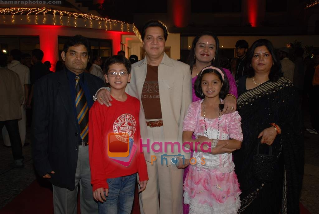 Jatin Pandit at Yusuf Lakdawala Son Muinuddin And Sanaa Wedding Reception Party on 7th Feb 2009