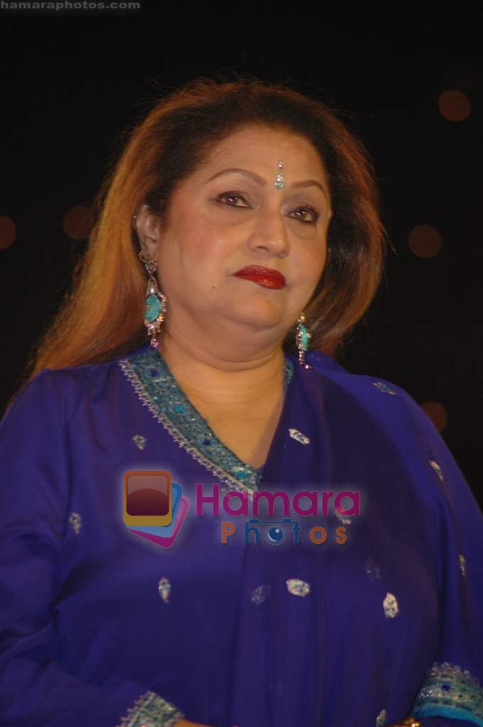 Bindu at Gujarati film and stage awards in Andheri Sports Complex on 1st March 2009